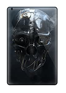 High Impact Dirt/shock Proof Cases Covers For Ipad Mini (dishonored Mask)