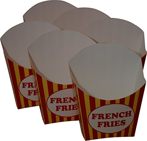 french fry box containers - 3