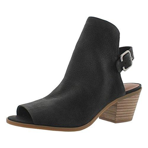 Lucky Brand Women's Lk-Bray Dress Sandal, Black, ...