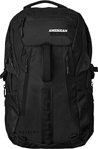 Concealed Backpack Holster for Men and Women, American Rebel X-Large Freedom Concealed Carry Backpack - Black/Black