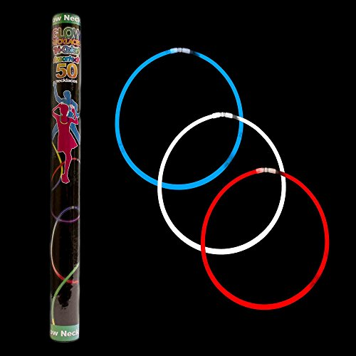 Fun Central Glow Stick Necklaces 1