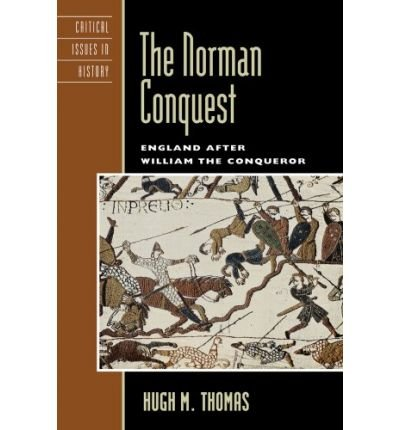NORMAN CONQUEST OF ENGLAND & IPB