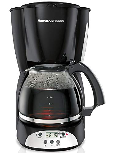 Hamilton Beach 45300R TruCount Coffee Maker 12 Cup ()