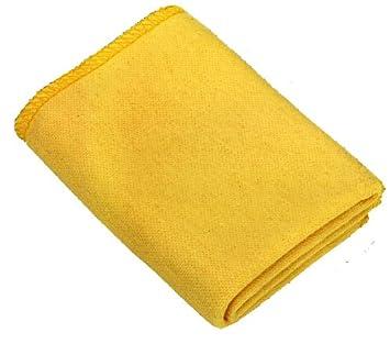 Kaiser KA6363 - Paño antiestático (películas, vidrio y objetivos, plastico, 24 x 30 cm), amarillo: Amazon.es: Electrónica