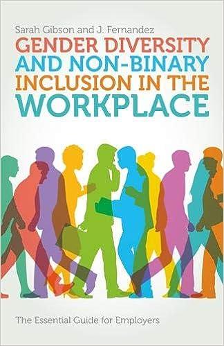 Amazon com: Gender Diversity and Non-Binary Inclusion in the