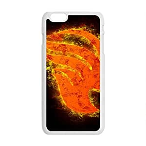 Burning Fairy Tail Cell Phone Case for Iphone 6 Plus