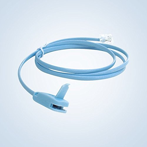 DryBuddyEZ Bedwetting Alarm Sensor Cable with Hold-Tight Stainless Steel Clip 88 cms (34 inches) length.