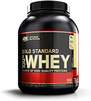 Optimum Nutrition 8 Lbs 100% Whey Protein