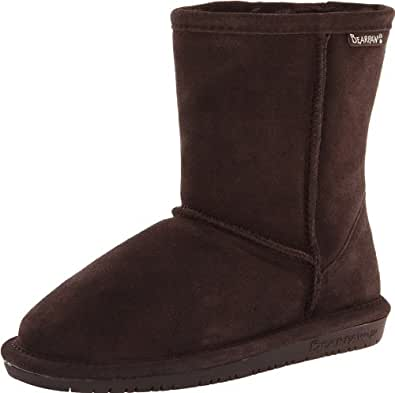 BEARPAW Emma 6.5 Inch Boot (Little Kid/Big Kid),Chocolate II,11 M US Little Kid