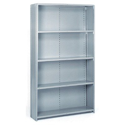 Lyon 84XXH 8000 Series Closed Offset Angle Shelving: 84
