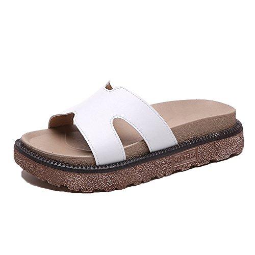 Donyyyy Zapatillas de verano y primavera verano zapatos Forty