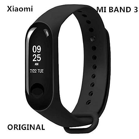 Mi Original Xiaomi Band 3 Pantalla Táctil OLED 0.78inch Pulsera Smart Watch Fitness Wristband Bracelet 5ATM