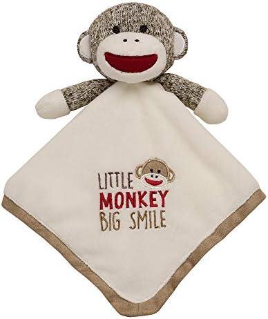 Baby Starters Monkey Snuggle Buddy product image