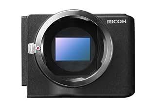 Ricoh GXR Mount A12 - Adaptador para objetivo fotográfico (Negro)