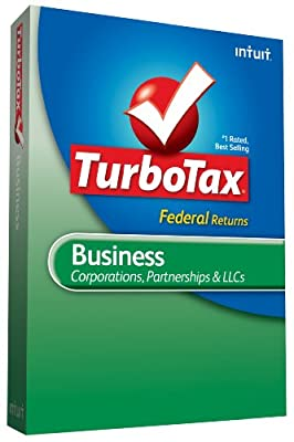 TurboTax Business Federal + efile 2009