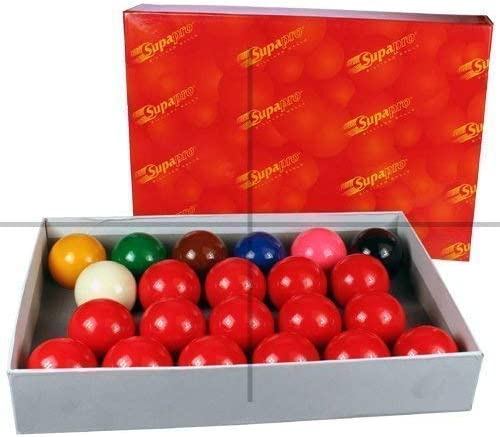 ClubKing Ltd - Juego de 22 bolas de snooker (52,4 mm): Amazon.es ...
