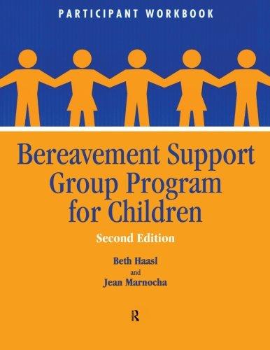 Bereavement support group program for children ()