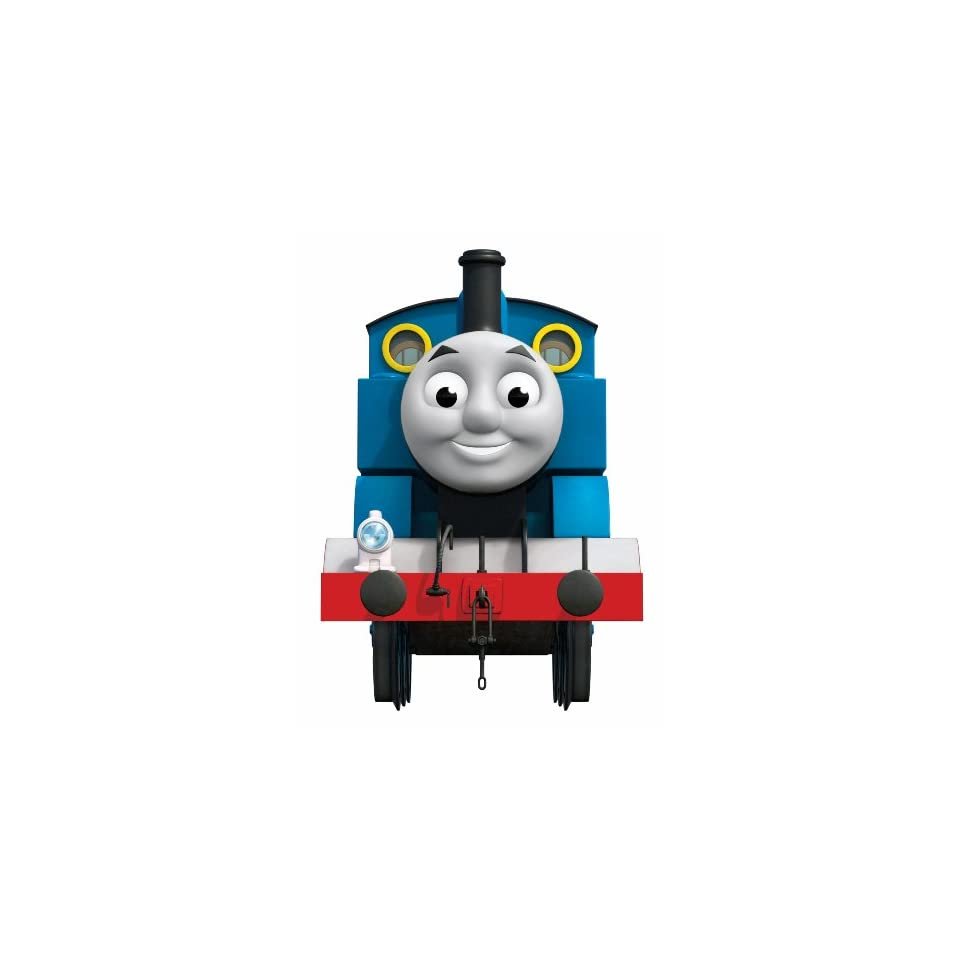 Modern House Thomas Train and Friends removable Vinyl Mural Art Wall Sticker Decal
