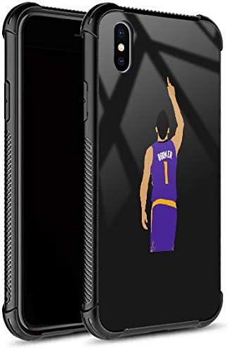 Booker Catch iphone case