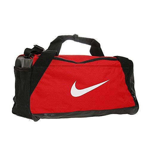 Nike Brasilla Small Duffel Bag University Red/Black/White