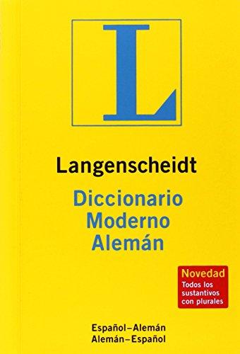 Descargar Libro Diccionario Moderno Alemán/español Unknown