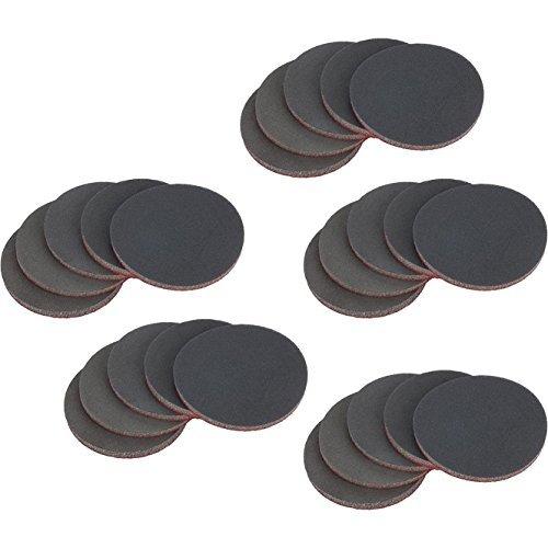 Mirka Abralon 8A-241-4000B 4000 Grit Silicon Carbide Sanding Pads, 25-Pack