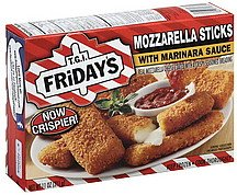 TGI FRIDAYS APPETIZER MOZZARELLA STICKS 11 OZ PACK OF 3 (Best Food At Tgi Fridays)