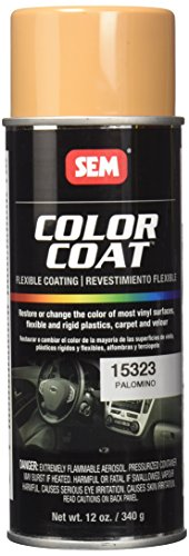 SEM Products 15323 Palomino Color Coat - 12 oz. ()