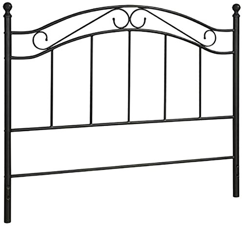 Mainstays Full/Queen Metal Headboard (Black) Basic Facts
