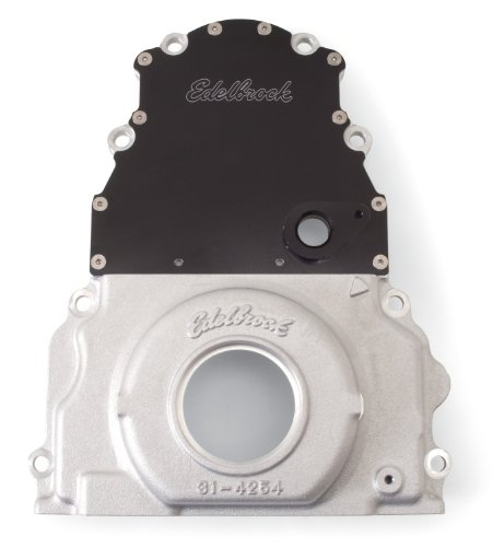 Edelbrock 4255 Timing Cover by Edelbrock (Image #1)
