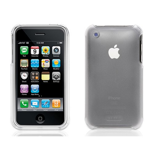 Griffin iClear Case for iPod and iPhone 3G (Clear)