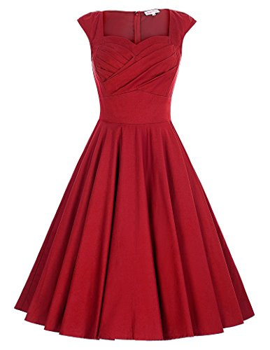 60s wiggle dress - 8