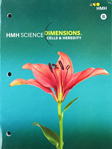 Science Dimensions: Student Edition Module B Grades 6-8 Cells and Heredity 2018 (B Cell)