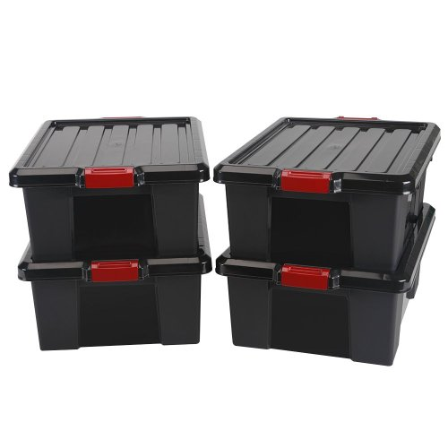 Iris Store Large Storage Black