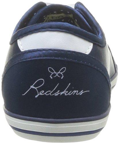 Redskins Glosskid Mädchen Sneaker Blau - Bleu (Marine)