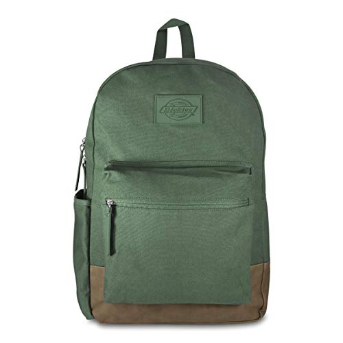 Dickies Colton Canvas Bag Backpack, Forest Green, One Size