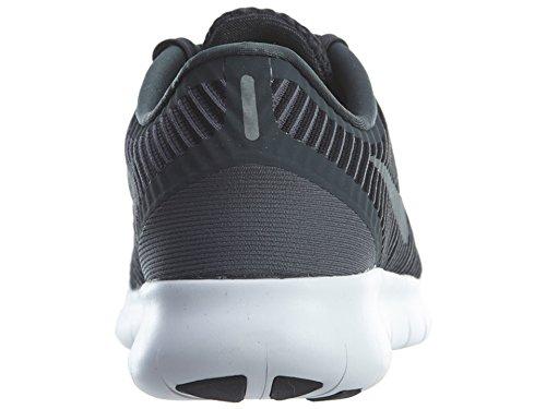 Nike Wmns Free Rn Cmtr, Zapatillas de Running Para Mujer Negro (Anthracite / Cl Grey-Gmm Bl-Vlt)