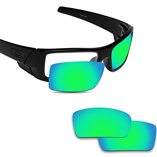 Fiskr Anti-saltwater Polarized Replacement Lenses for Oakley Gascan Sunglasses - Various - Prizm Lenses Oakley Polarized Are