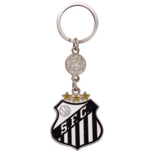 fan products of Keychain Brazil Soccer team SANTOS