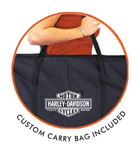 Harley-Davidson Genuine Oil Can Bar & Shield Bean Bag Toss, Black 66236 by Harley-Davidson (Image #2)