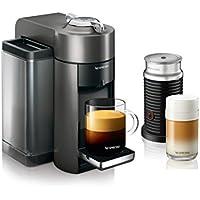 Nespresso Vertuo Coffee & Espresso Maker with Aeroccino Milk Frother