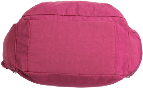 Kipling - Gabbie, Bolsos bandolera Mujer, Violett (Blue Purple C), 35.5x30x18.5 cm (B x H T) Rosa (Very Berry 132)