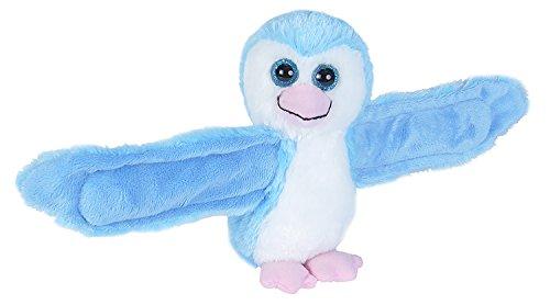Wild Republic Huggers Ice Blue Pengun Plush