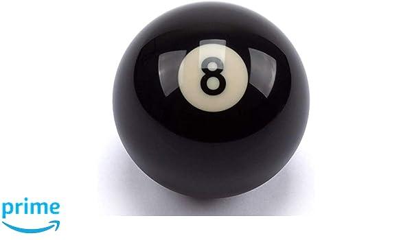 BILLARES Y DARDOS CAMARA Bola de Billar Blanca tama/ño 60,2mm para Juego de Bolas de Billar Americano Bola Billar Blanca
