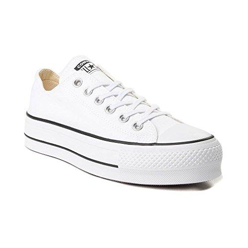 Chucks Platform 9553 Schuhe Star All Designer Converse White fnP16X5Xx