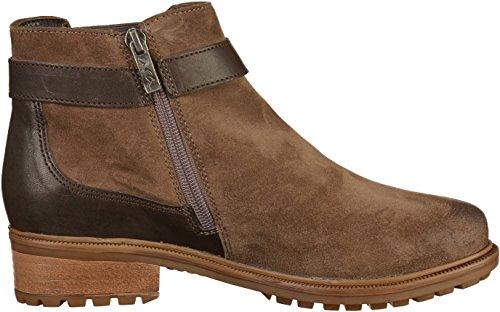 ara Damen Kansas-St Chelsea Boots Braun(teak,moro)