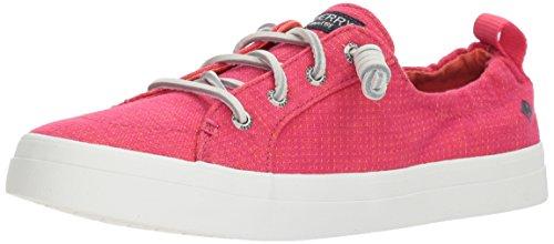 Sperry Top-sider Vrouwen Crest Eb Tweekleurige Sneaker Pink