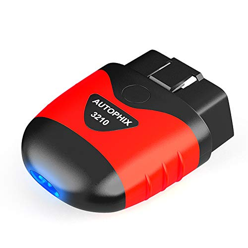 AUTOPHIX OBD2 Professional Car OBD II Scanner Auto Diagnostic Fault Code Reader Plus Battery Tester Exclusive App for Quality-Newest Generation