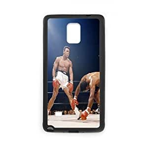 Muhammad Ali Custom Hard Back Cover Case for Samsung Galaxy Note4 by Nickcase