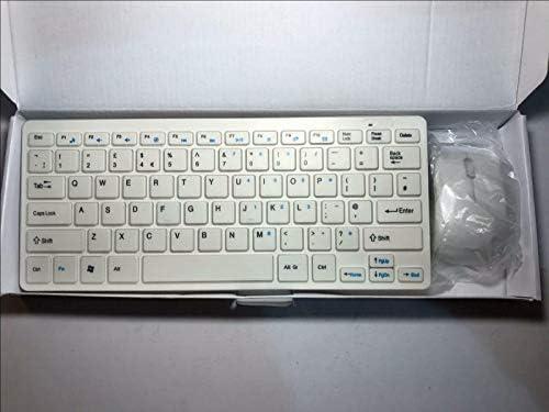 Mini Teclado y ratón inalámbricos para Smart TV Panasonic Viera TX-42AS650B: Amazon.es: Electrónica